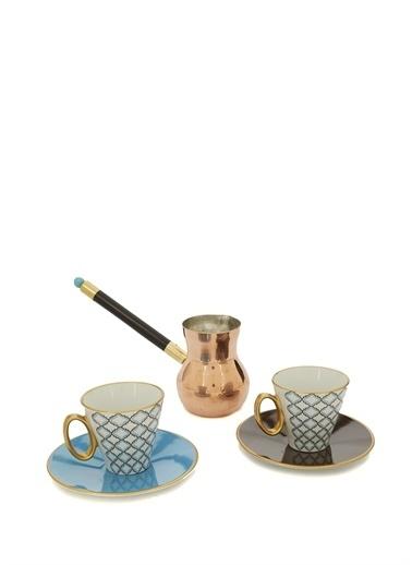 Beymen Hediye Kahve Takımı Kahve